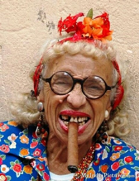 Funny Old Lady Pictures 69